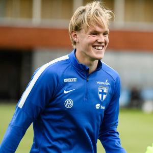 Fredrik Jensen.