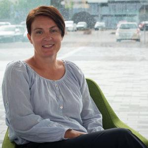 Profilbild på Katarina Alanko.