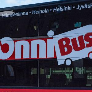 Onnibussin linja-auto