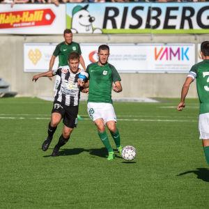 Olimpija Ljubljana är en slovensk fotbollsklubb.
