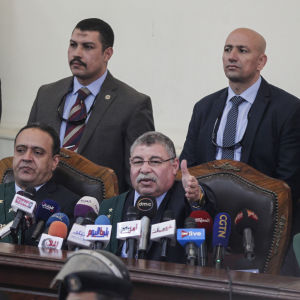 Egyptisk farjeagare friad i domstol 3