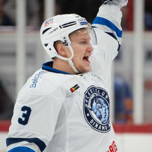 Teemu Pulkkinen spelade förra säsongen i Vitryssland.