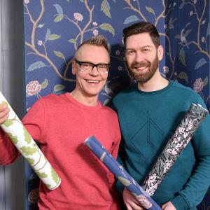 Jim Björni och Jonas Sundström