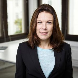 Laura Simik är vd för intresseföreningen för företag inom den medicintekniska branschen.