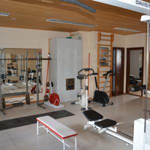 FBK:s gym vid Bryggerigården i Ekenäs