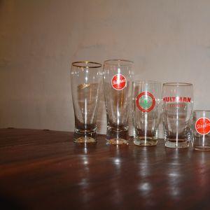 Glas från Ekenäs bryggeri