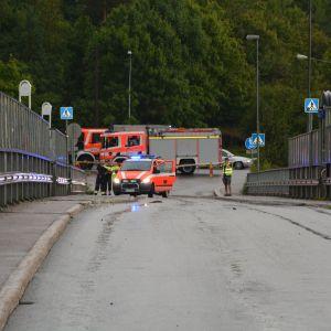 Karis järnvägsbro