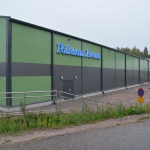 Folksam arena i Sjundeå