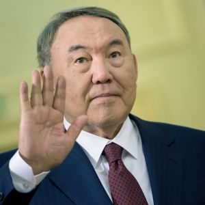 Nursultan Nazarbajev 2015