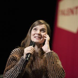 Hildur Gudnadóttir i Berlin, 2020.