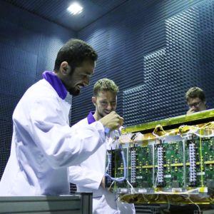 ICEYE har sålt en satellit till den Brasilianska regeringen.