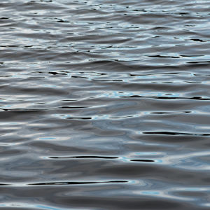 Vedenpinta aaltoja