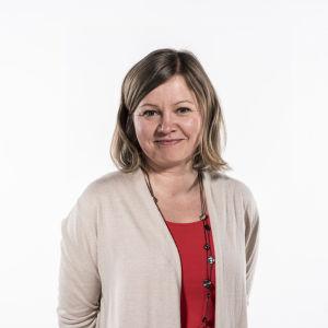 Marie Söderman programvärd i God morgon Åboland