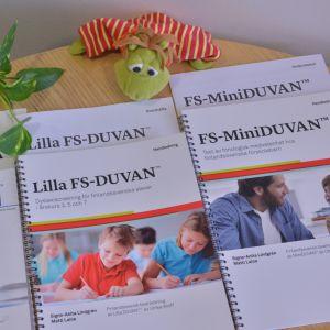 Dyslexitestet FS Duvan.