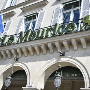Le Meurice i Paris är ett Bruneiägt lyxhotell.