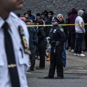 Fyra döda efter skottlossning i New York 12.10.2019