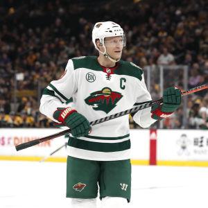Mikko Koivu har spelat hela sin karriär i Minnesota.