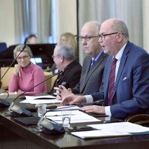 Riksdagens revisionsutskott