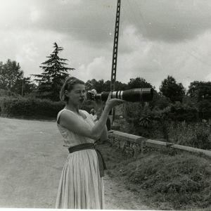 Ingrid bergman fotograferar