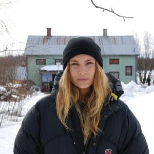 Bakom kulisserna under inspelningen av Tjockare än vatten, säsong 2.