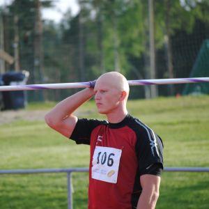 Teemu Wirkkala vann spjuttävlingen.