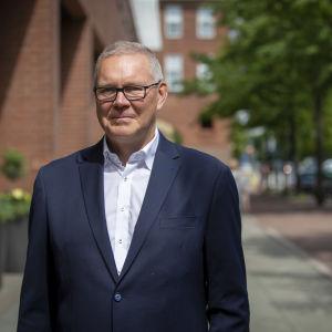 Valtiokonttorin pääjohtaja Timo Laitinen