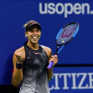 Madison Keys, US Open 2017.