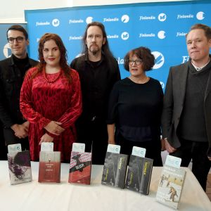 Kandidaterna till Finlandiapriset 2019.