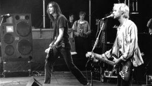 Nirvana, Ruisrock 1992.