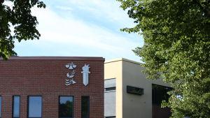 Polisstationen i Jakobstad