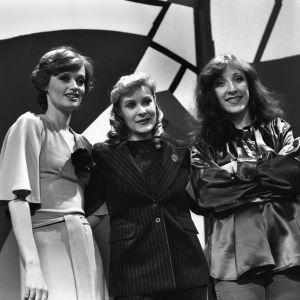 Irina Milan, Taiska ja Muska Euroviisut ja Interviisut 1978