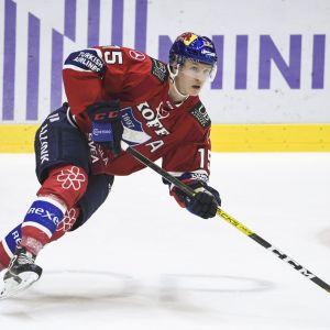 Anton Lundell.