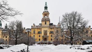 Stockholms polishus