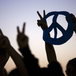 Tror pa fred efter sex ar hos farc
