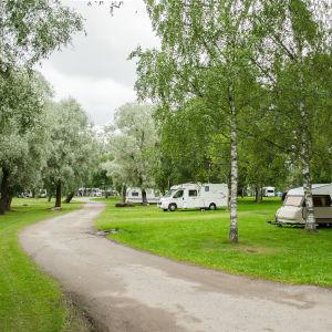 Top Camping i Vasa.