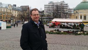 Marko Joas, professor vid ÅA, 14.11.2014
