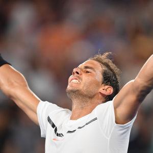 Rafael Nadal.