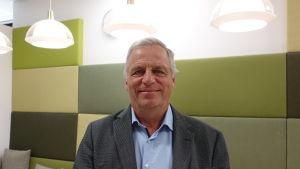 Dan Högström, förvaltare för Airiston Helmi.