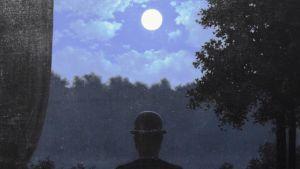 René Magritte: Möte med behaget (1962)