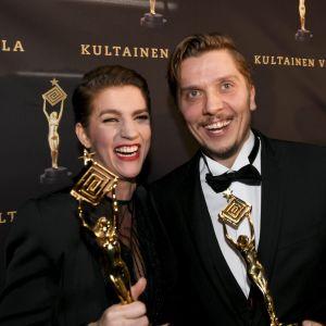 Maria Ylipää och Eero Ritala.
