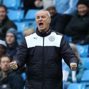 Claudio Ranieri håller på att ta Leicester till en riktig sensation i Premier League.