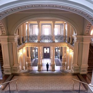 Ateneumin portaikko