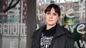 Kristi Arro vill ha Mohammed på jobb.