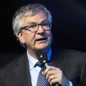 Daimler Trucks styrelseordförande Martin Daum