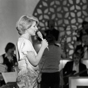 Ritva Oksanen Interviisuissa 1979