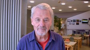 Kaj Sundel har Parkinsons sjukdom.
