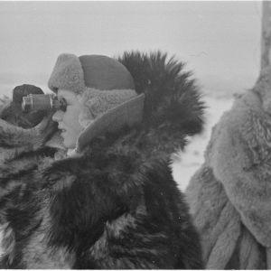 6.2.1940 Ilmanvalvontalotta Rovaniemen  Pöyliövaarassa