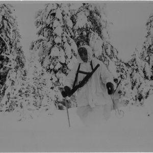 14.2.1940 Hiihtopartio Märkäjärvellä Suomussalmella