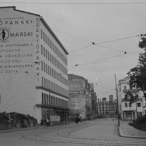 Evakuoitua Viipuria 18. kesäkuuta 1944.