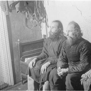 10.2.1940 Petsamosta paenneet munkit Kainuussa
